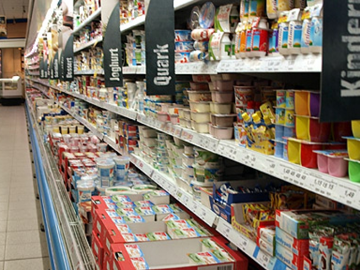 Photo of Nahrungsmittelpreise 2016 um 0,8 Prozent gestiegen