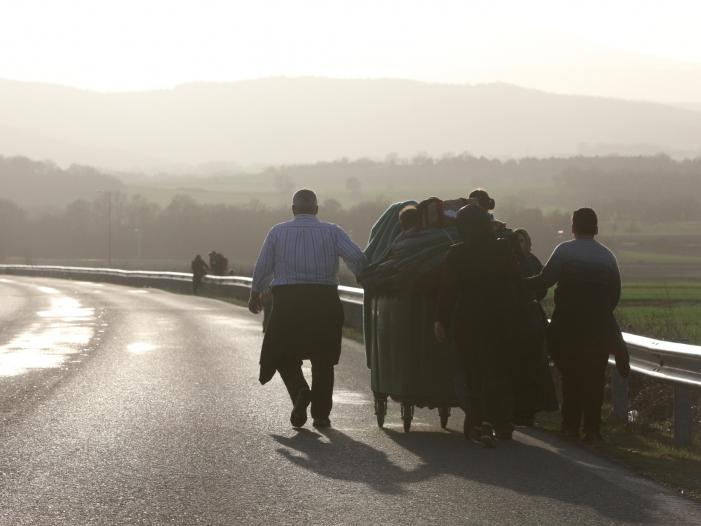 Bild von Österreich will Flüchtlingsobergrenze für gesamte EU