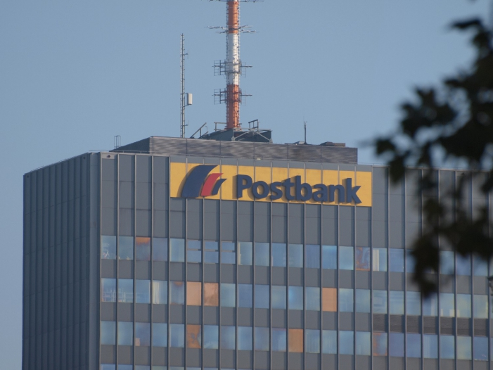 Bild von Strauß: Postbank wird alleine erfolgreich sein