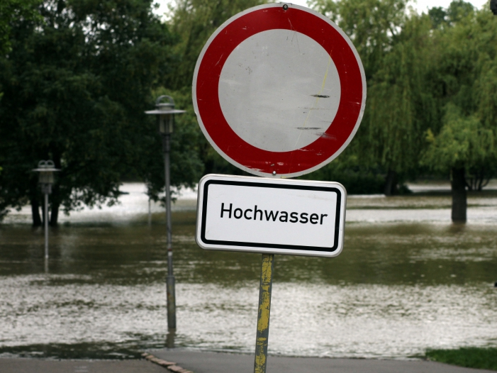 Bild von Sturmflut an der Ostsee stärker als erwartet