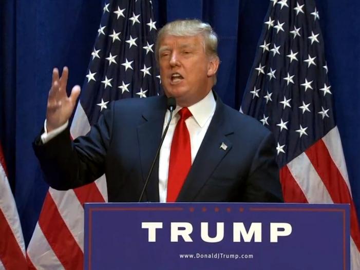 trump verteidigt einreiseverbot - Trump verteidigt Einreiseverbot
