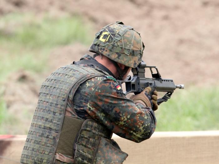 Bild von Uno-Soldaten in Mali schützen sich vor allem selbst