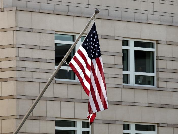 Bild von US-Einreiseverbot: BGA fürchtet Folgen für deutsche Wirtschaft