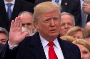 us praesident trump im amt 310x205 - US-Präsident Trump im Amt