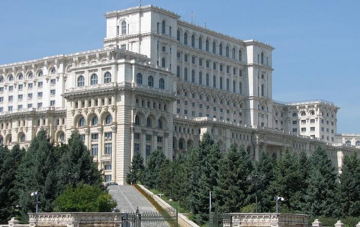 Bukarest - Fast halbe Million Demonstranten in Rumänien auf der Strasse