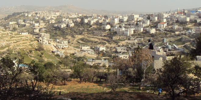 Palaestina 660x330 - Israels Parlament legalisiert Siedlungen auf palästinensischem Land