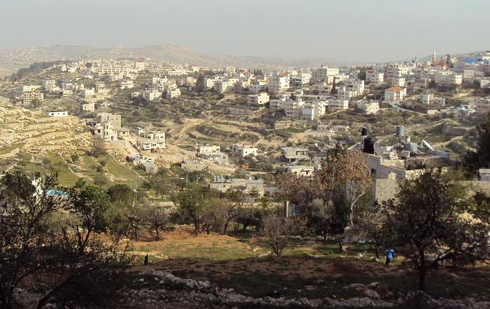 Palaestina - Israels Parlament legalisiert Siedlungen auf palästinensischem Land
