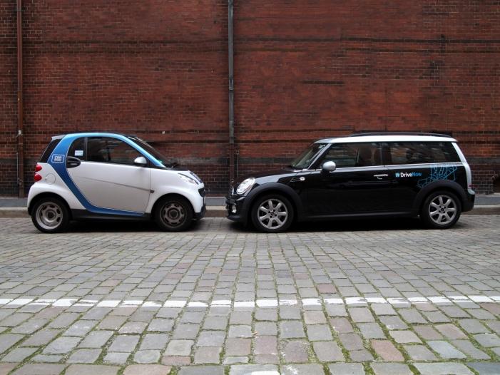 Photo of Carsharing legt auch 2016 kräftig zu – Über 1,7 Millionen Nutzer