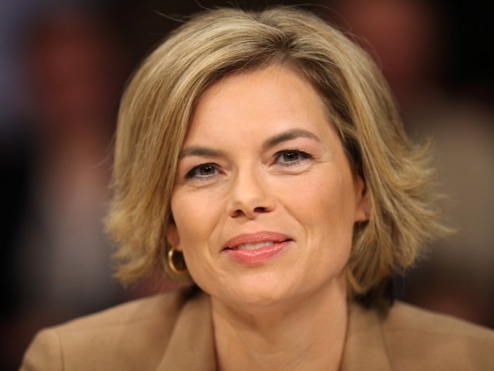 cdu vize kloeckner haelt spd kanzlerkandidat schulz fuer ueberschaetzt - CDU-Vize Klöckner hält SPD-Kanzlerkandidat Schulz für überschätzt
