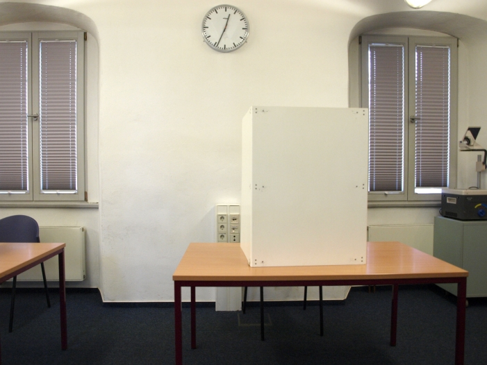 Wahllokal, über dts Nachrichtenagentur
