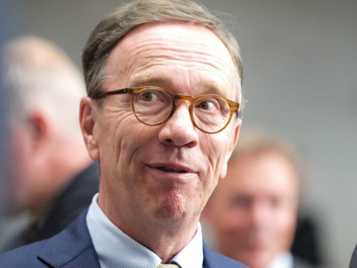 Photo of VDA-Präsident Wissmann warnt vor Protektionismus
