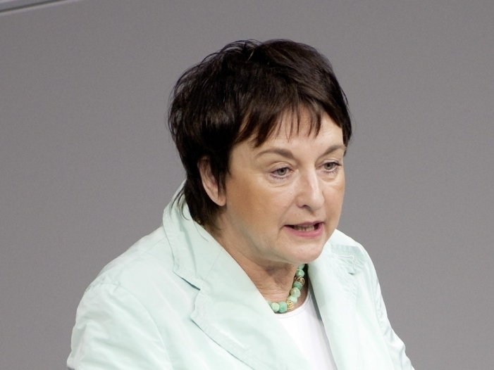 Wirtschaftsministerin Zypries verteidigt Agenda 2010