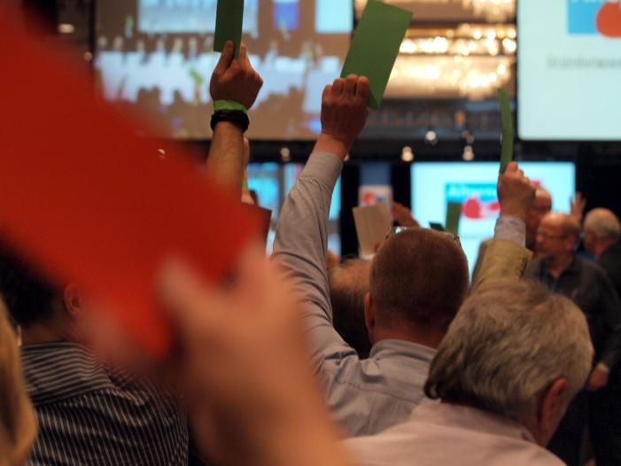 Photo of AfD-Bundesparteitag entscheidet über Neuwahl des Vorstands
