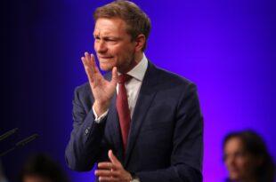 fdp chef lindner gegen leitkulturdebatte 310x205 - FDP-Chef Lindner gegen Leitkulturdebatte