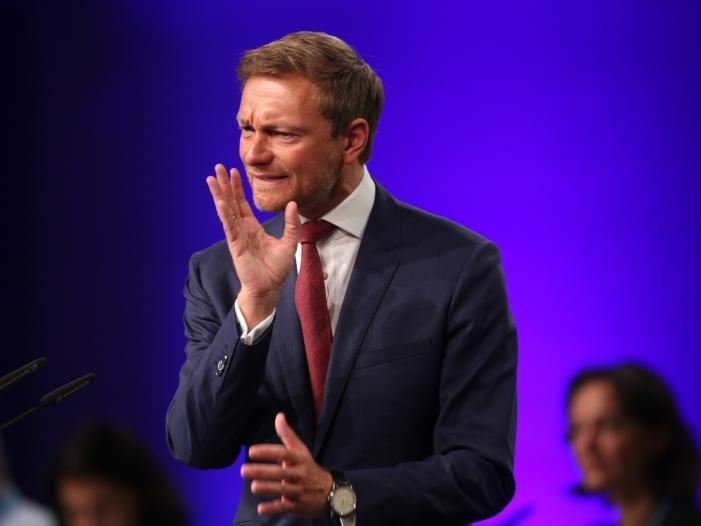fdp chef lindner gegen leitkulturdebatte - FDP-Chef Lindner gegen Leitkulturdebatte