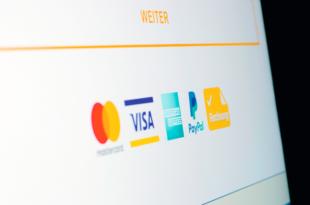 bargeldlos 310x205 - Bargeldlos zahlen: 4 Anbieter im Vergleich
