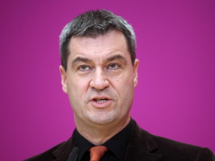 """Photo of Bayerns Finanzminister Söder unterstellt AfD """"Nähe zum Neonazismus"""""""