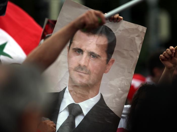 Bild von BND vermutet Assad-Regime hinter Giftgas-Angriff in Syrien