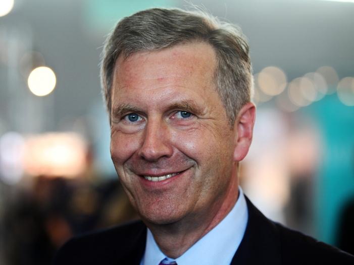 Bild von Ex-Bundespräsident Wulff wirbt für religiöse und kulturelle Vielfalt