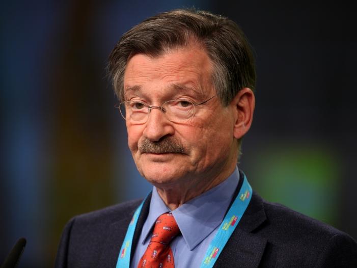 Bild von FDP-Politiker Solms für Familienwahlrecht