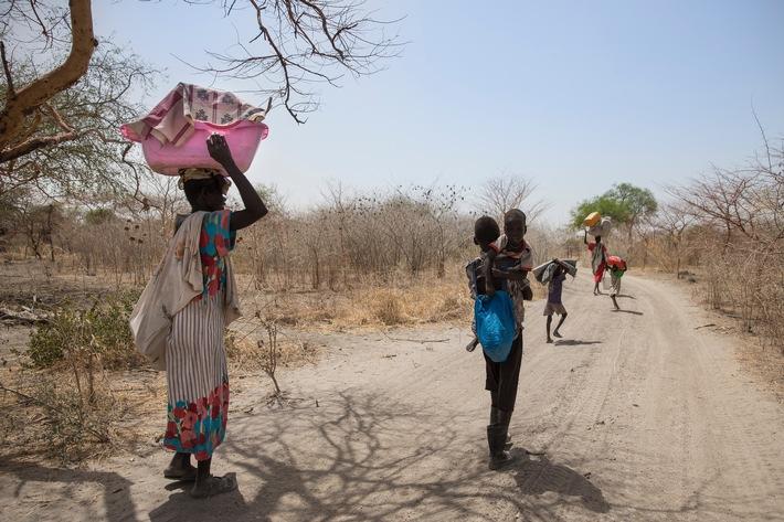 hunger in ostafrika caritas erhoeht humanitaere hilfe - Ostafrika: Caritas Schweiz erhöht humanitäre Hilfe
