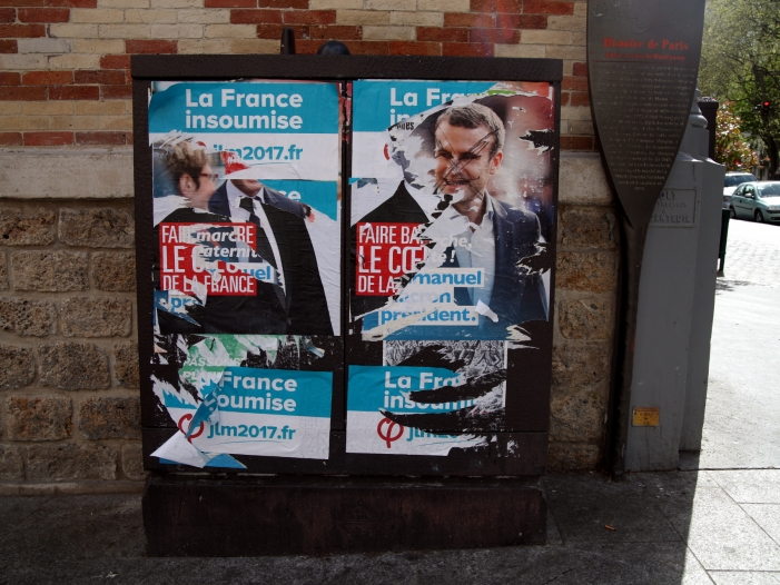 Photo of Macron und Le Pen liefern sich TV-Duell