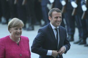 macron zu antrittsbesuch in berlin empfangen 310x205 - Macron zu Antrittsbesuch in Berlin empfangen