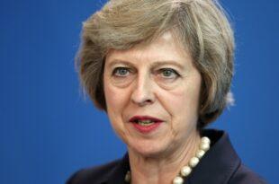 may will manchester am dienstag besuchen 310x205 - Britische Parteiführer kämpfen um Wählerstimmen