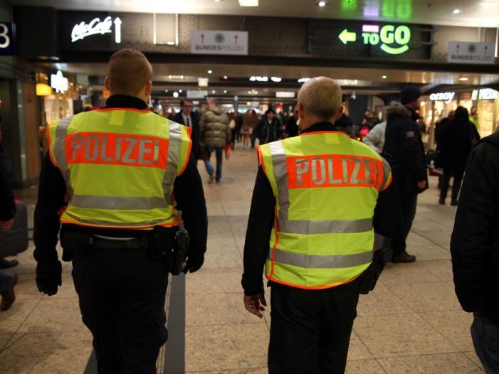 Mehr als 100.000 Straftaten in Zügen, Bahnhöfen und an Bahnanlagen