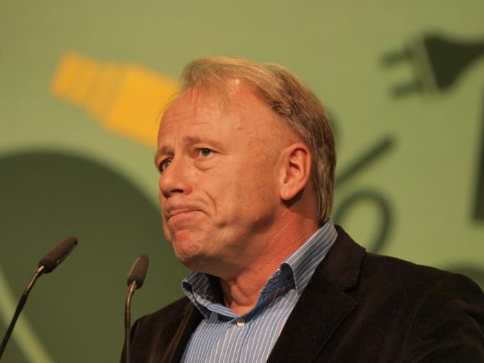 Bild von Trittin sieht Jamaika-Koalition in Schleswig-Holstein skeptisch