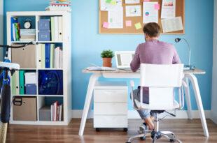 Homeoffice 310x205 - Home Office einrichten - die besten Tipps