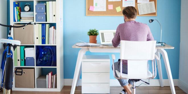 Homeoffice 660x330 - Home Office einrichten - die besten Tipps