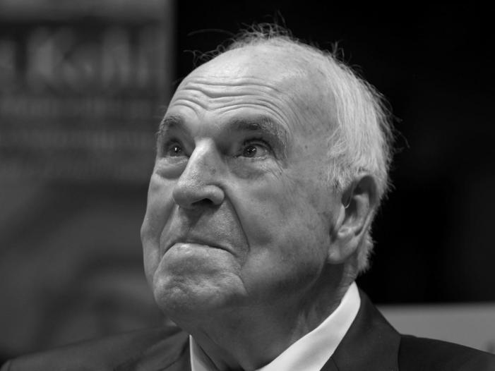 CDU bestätigt Tod von Altkanzler Kohl