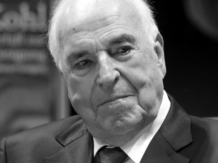 Bild von Dresdens Oberbürgermeister will Helmut Kohl würdigen
