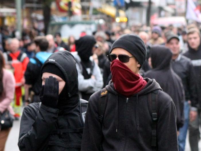 extremismusforscher warnt vor neuer militanz der linksradikalen szene - Extremismusforscher warnt vor neuer Militanz der linksradikalen Szene