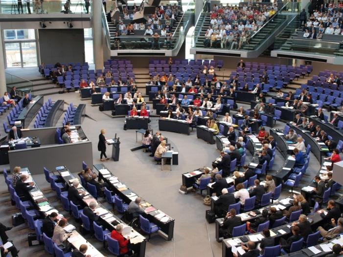 Photo of Frauenanteil im Bundestag könnte nach Wahl unter 30 Prozent sinken