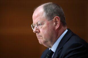 """gabriel attackiert steinbrueck wegen spd kritik dummes zeug 310x205 - Gabriel attackiert Steinbrück wegen SPD-Kritik: """"Dummes Zeug"""""""