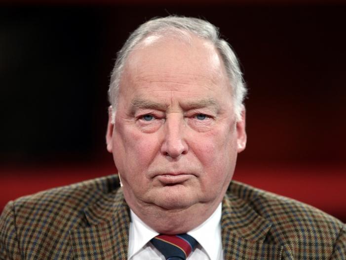 """Photo of Gauland verteidigt """"Deutschland den Deutschen""""-Parole"""