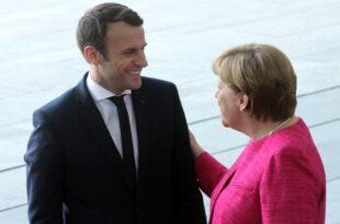 parlamentswahl in frankreich merkel gratuliert macron 310x205 - Parlamentswahl in Frankreich: Merkel gratuliert Macron