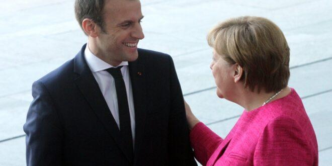 parlamentswahl in frankreich merkel gratuliert macron 660x330 - Parlamentswahl in Frankreich: Merkel gratuliert Macron