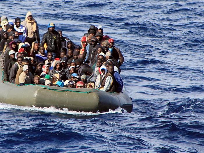 afrikanische fluechtlinge zieht es nach libyen - Afrikanische Flüchtlinge zieht es nach Libyen