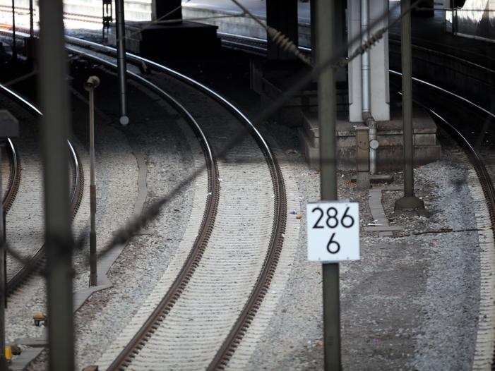 bahn fordert zuschuss zu trassengebuehren vom bund - Bahn fordert Zuschuss zu Trassengebühren vom Bund
