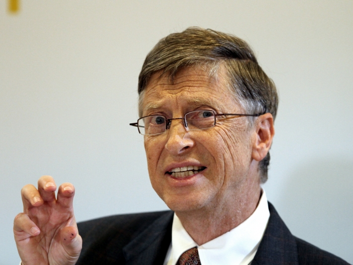 """Photo of Bill Gates: """"Migration nach Europa wird zunehmen"""""""