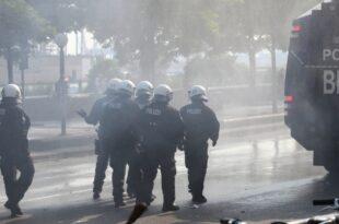 bundesinnenminister verteidigt vorgehen der polizei in hamburg 310x205 - G20: Trump isoliert – Merkel zufrieden – Hamburg räumt auf