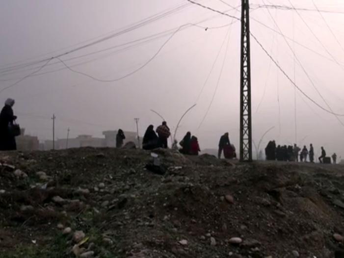 Photo of Deutsche IS-Anhängerinnen in Mossul festgenommen
