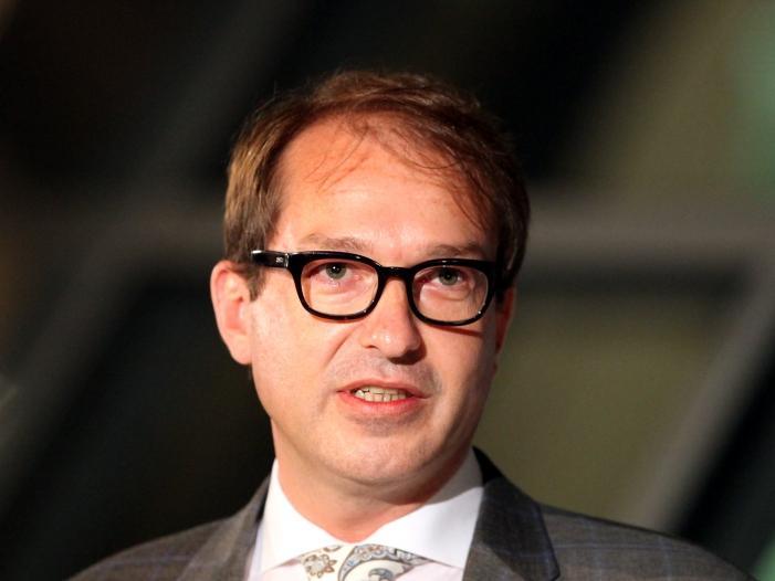 Photo of Dobrindt erteilt Schwarz-Grün klare Absage
