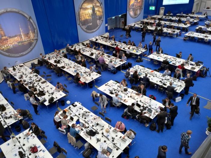 """Bild von Insgesamt 66 Personen bei G20-Gipfel auf """"Schwarzer Liste"""""""