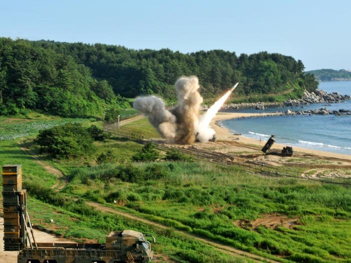Bild von Lage in Korea spitzt sich zu