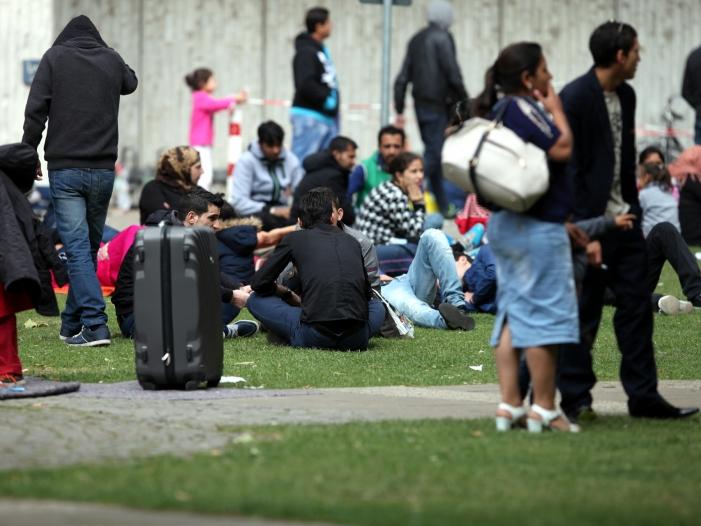 Mehr Asylentscheidungen in Deutschland als im Rest der EU zusammen
