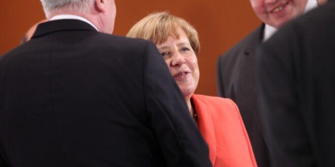 merkel und seehofer stellen wahlprogramm der union vor 660x330 - Merkel und Seehofer stellen Wahlprogramm der Union vor